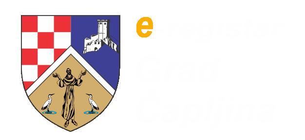 Grad Čapljina – Registar administrativnih postupaka